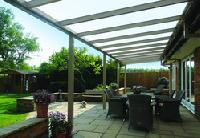 Roof Glass Canopies