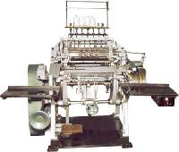 Automatic Thread Book Sewing Machine