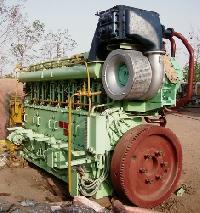 Marine Main Engines