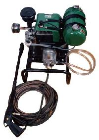 Remote Pressure Washing System