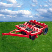 Trailing Disc Harrow