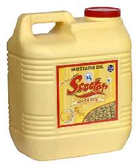 Mustard Oil (scooter Band - Hdpe Jar) 15 Ltr.