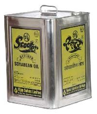 Refined Soybean Oil - (tin Container 15ltr)