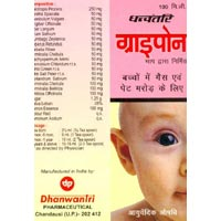 Gripon - Dhanwantri Pharmaceutical