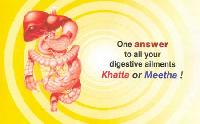 Pachan Amrit Sudha (khatta) Vapours - Dhanwantri Pharmaceutical