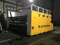 Auto Feeding Combined Rotary Cutting, Creasing And Slotting..