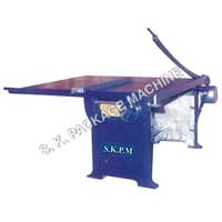 Board Cutting Machine Manual (s.k.s-4)