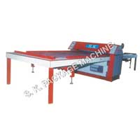FLAT BED DIECUT PUNCHING, CUTTING & CREASING MACHINE (S.K - STAR)