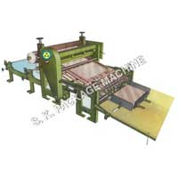 Reel To Sheet Cutting Machine With Jogging Attachment