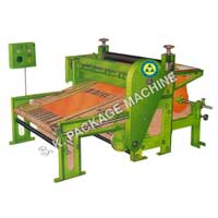 Reel To Sheet Cutting Machine Without Jogging Attachment