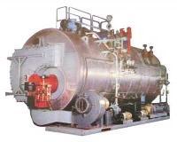 3 Pass Wet Back Oil Fired Package Boiler
