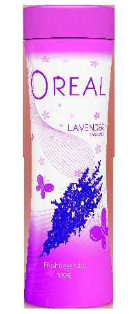 Oreal Beauty Talc Lavender Fragrance