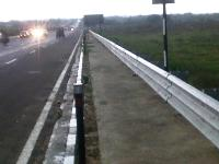 Metal Beam Crash Barriers