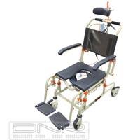 Tilt Shower Commode Chair