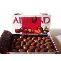 Belgian Chocolate Almonds