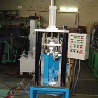 Tank Clinching Machine