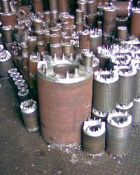 Electric Motors Machined Castings