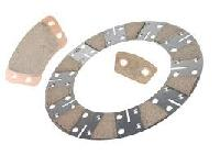 Sintered Metallic Clutch Facings