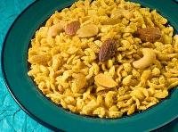 Dry Fruit Poha Chevdo