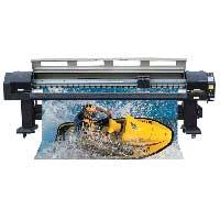 Seiko Head Solvent Printer