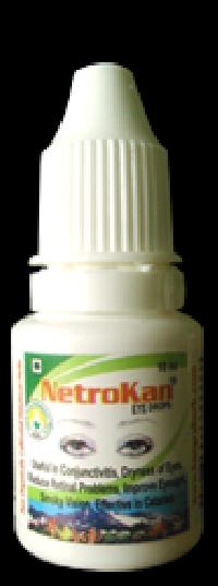 Netrokan Eye Drop