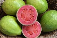 Fresh Pink Flesh Guava