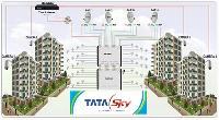 Tata Sky Multi Tv Connection Set Top Box
