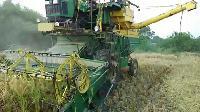 Paddy Harvesting Machines
