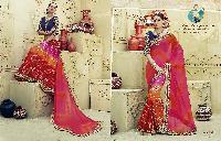 Bandhej Designer Sarees-3202