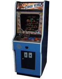 Coin Operated Video Games