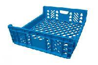 plastic bread crates