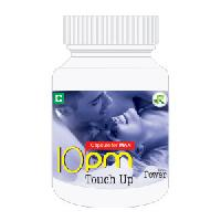 Regain lost Vitality & Energy 10PM Touch UP Herbal Capsule