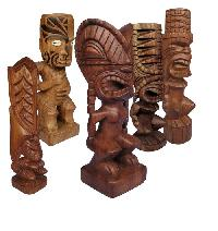 Wooden Statues