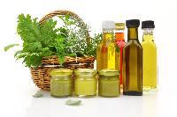 Organic Herbal Oil