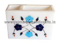 Marble Inlay Card Holders