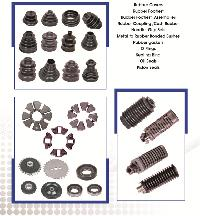 Automotive Rubber & Plastic Components