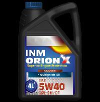 INM Orion X - API SM/CF