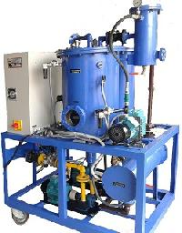 Single Stage Oil Filtration System For Transformer Oil
