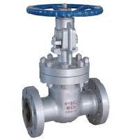 steel gate valve castings