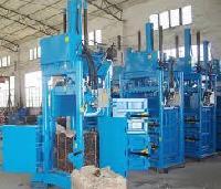 Hydraulic Cardboard Paper Baling Press Machine