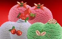 Fruit Flavored Ice Cream