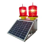 led solar aviation lights