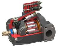 variable displacement axial piston pump