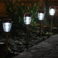 solar powered led garden light