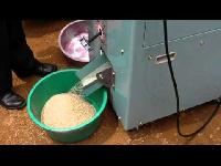 Silky Huller Rice Machine