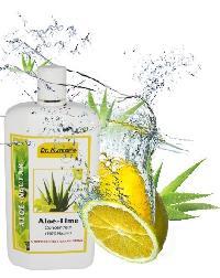 Aloe Lime Refreshing Health Drink