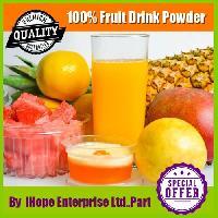 instant drink fruit powder