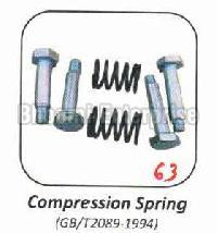 Keda Polishing Machine Compression Springs
