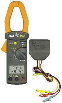 Meco 3510phw Auto Clamp On Trms Power Meter