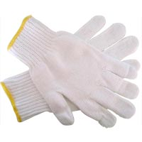 STC Cotton Knitted Gloves